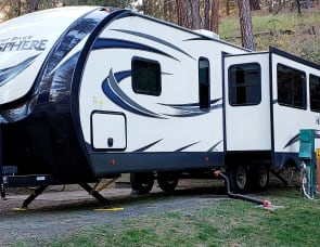 Forest River RV Salem Hemisphere GLX 272RL