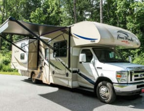 Four winds 30D with bunks (C32) #834