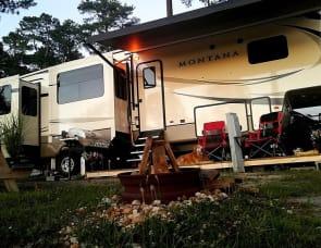 Keystone RV Montana 3701LK