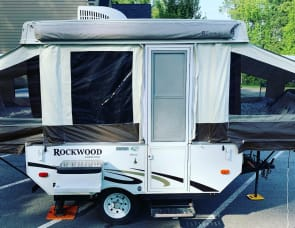 Forrest River Rockwood Freedom 1640 LTD