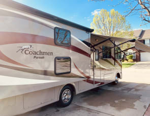 Coachmen Pursuit 33 BH