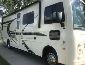 Holiday Rambler Admiral 28A