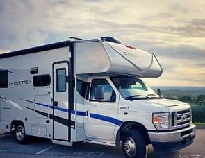 Coachmen RV Cross Trek 22XG Ford 350