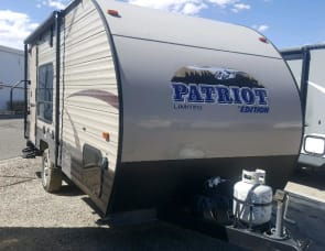 Forest River RV Patriot Edition 17RP