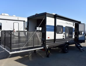 Forest River RV Cherokee Wolf Pup 18RJB