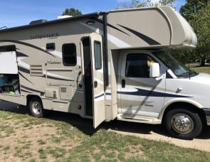 Coachmen RV Leprechaun 220QB Chevy 4500