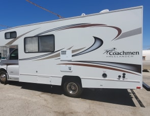 Coachmen RV Freelander 21QB-LTD Chevy 4500