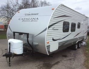 Coachmen RV Catalina Santara Series 222FB
