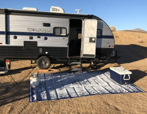 Forest River RV Cherokee Wolf Pup 16BHS