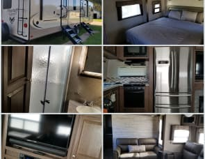 Forest River RV Flagstaff Classic Super Lite 831CLBSS