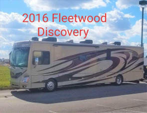 Fleetwood  Discovery