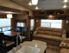 Coachmen RV Chaparral Lite 29MKS