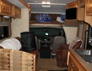 Coachmen RV Freelander 32BH Ford 450