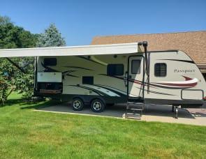 Keystone Passport Grand touring 2670BH Sleeps 8-10! Outdoor Kitchen!