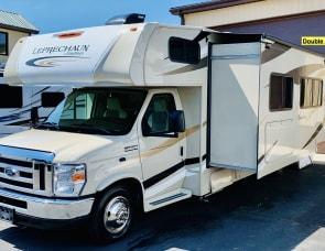 Coachmen RV Leprechaun 280BH Ford 450