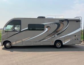 Thor Motor Coach Axis 25.3