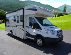 24' Coachmen Freelander