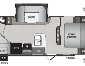 Keystone RV Passport 2600BH GT Series