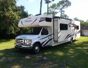 Coachmen RV Freelander 21QB  Ford 350