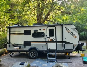 Forest River RV Rockwood Geo Pro 20BHS