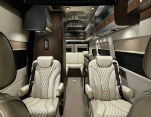 Airstream Interstate Lounge Slate Edition