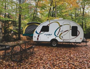Forest River RV RPod 176T