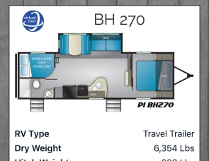 Heartland Pioneer  BH270