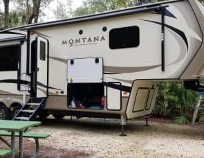 Keystone RV Montana 3121RL