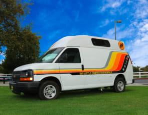 Chevy Hitop Campervan