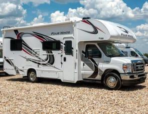 Thor Motor Coach Four Winds 25V