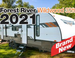 Forest River RV Wildwood X-Lite 263BHXL