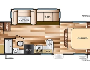 Forest River RV Salem Cruise Lite 273QBXL