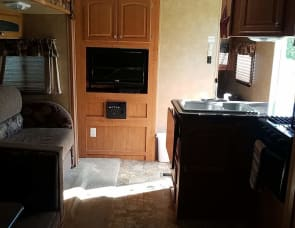 Forest River RV Wildcat extraLite 30BHS