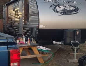 Forest River RV Cherokee Grey Wolf 26BH