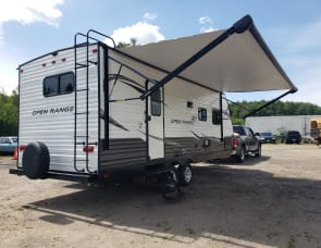 Highland Ridge RV Open Range Ultra Lite 2510BH