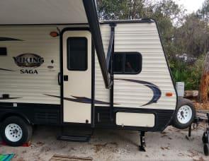 Coachman Viking 17BH Saga
