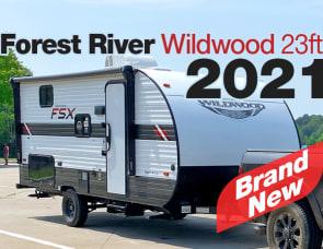 Forest River RV Wildwood FSX 178BHSK