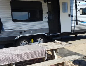 Coachmen Catalina Trail Blazer Travel Trailer Toy Hauler