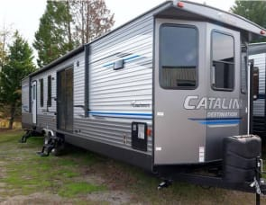 39' 2 Bedrooms - Sleeps 9 - Fully Stocked! Ready to Camp! We Deliver!