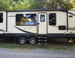 Keystone RV Sprinter Campfire Edition 29FK