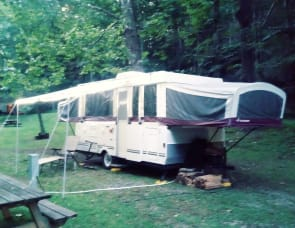 Fleetwood rv Niagara Highlander