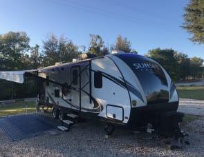 CrossRoads RV Sunset Trail Super Lite SS253RB