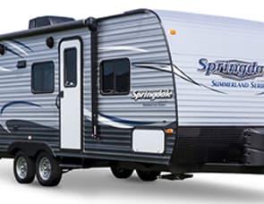 Keystone Springdale Summerland 2020 QB