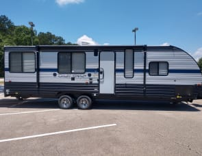 Forest River RV Cherokee Grey Wolf 25RR