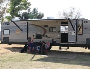Forest River RV Cherokee 284BF