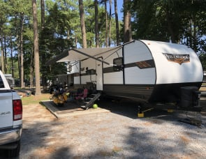 Forest River RV Wildwood 33TS
