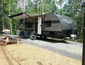 Forest River RV Salem Cruise Lite 261BHXL