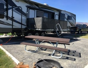 Forest River RV Vengeance Touring Edition 40D12