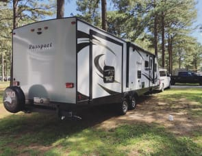 Keystone RV Passport 3290BH Grand Touring