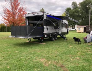 Forest River RV Cherokee Wolf Pack 24PACK14plus